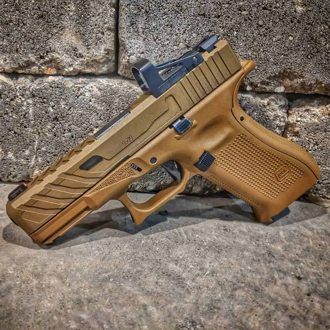 Glock 19X Combat Package